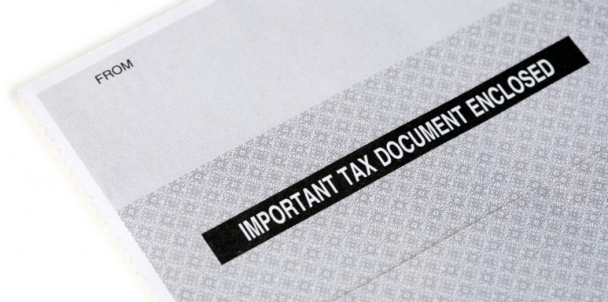 1099 Tax Documents